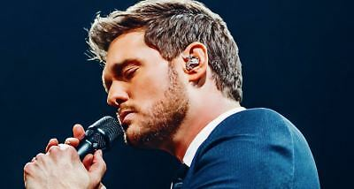 2 Tickets MICHAEL BUBLE´, München 10.11.2019 , Tribüne Block E2