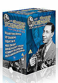 George Formby Film Collection Genuine R2 Dvd Boxset 7 Classic Films Vgc