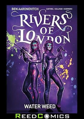 RIVERS OF LONDON VOLUME 6 WATER WEED GRAPHIC NOVEL Collects 4 Part Series