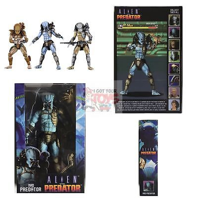 "MAD PREDATOR Neca ALIEN vs PREDATOR 1994 ARCADE 2019 7"" Inch Action FIGURE"