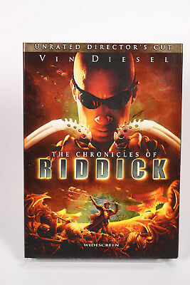 The Chronicles Of Riddick DVD (Widescreen) Combined Shipping Deal Available!