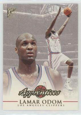 56e3373fcb1e 1999-00 Topps Gallery 126 Lamar Odom Los Angeles Clippers Rookie Basketball  Card