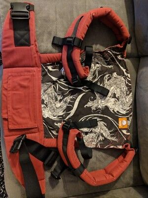 Tula Standard Baby Carrier, Dynasty, Good Used Condition