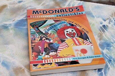 McDonald's Collectibles by Gary Henriques & Audre DuVall 1997 Paperback