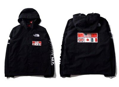 THE NORTH FACE WORLD MAP JACKET SUPREME X TNF - EUR 100,00 ...