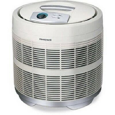 Air Cleaner Purifier Large Space Big Room Improvement White Honeywell True HEPA