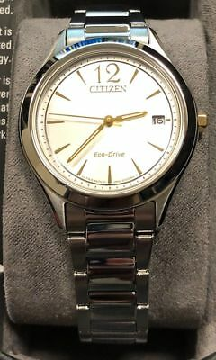 Citizen FE6124-51A Eco Drive Women's Chandler Stainless Steel Watch