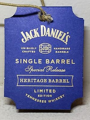 Jack Daniels, Single Barrel, Heritage, Special Edition, Limited Edition