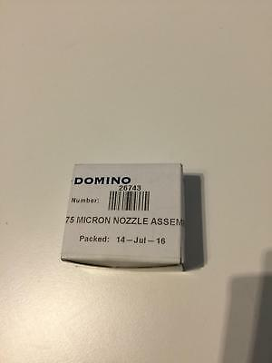 Domino 75 Micron Nozzle Assembly  26743