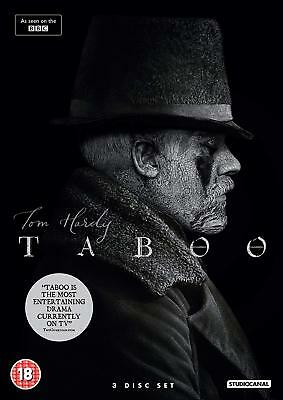 Taboo New 3 DVD Box Set / Free Delivery