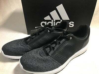 03fa2e392db New Adidas Size 13 Madoru 2 M Men s Athletic Running Shoes Black White Grey