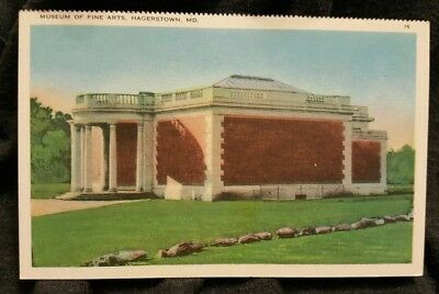 Museum of Fine Arts, Hagerstown, Maryland