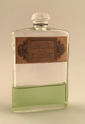 Coty Muguet Perfume Bottle Antique Lalique Crystal France