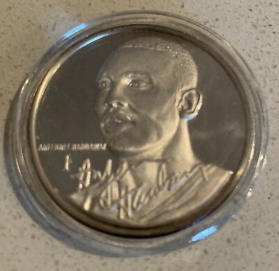 NBA Orlando Magic Anfernee Penny Hardaway  1oz .999 Silver Coin Limited Edition