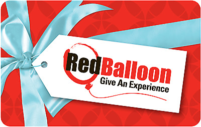 Red Balloon $170 Gift Voucher - Email Delivery