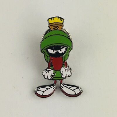 Marvin The Martian Warner Brothers Hat/Lapel Pin (L1)