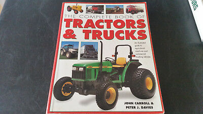 the complete book of tractors and trucks