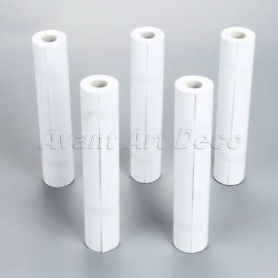 5 Rolls 210mm*20m 12-channel Printing Paper For ECG EKG Machine ECG1200G/1200F