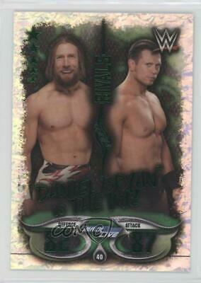 Slam Attax #378 Royal Rumble Group picture-Live 2018