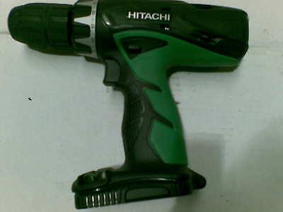 hitachi hammer drill dv18dcl2 cordless 18 volt just drill  body goodworking