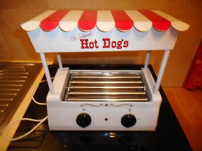 Hot Dog Cooker Sausage Grill Bun Warmer Murrumbeena Vic
