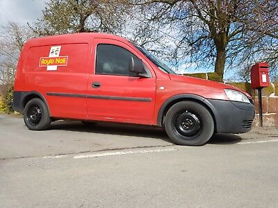 Vauxhall Combo 1.3 CDTI Ex Royal Mail Van With Custom Artwork