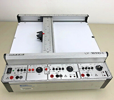 Linseis LY 16100-II XY Chart Recorder, DIN A4 -- VRS LY16100II