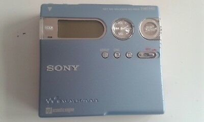 Sony Walkman MZ-910.
