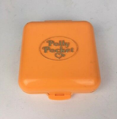 Polly Pocket Vintage Pollys Town House 1989 Very Rare By Bluebird