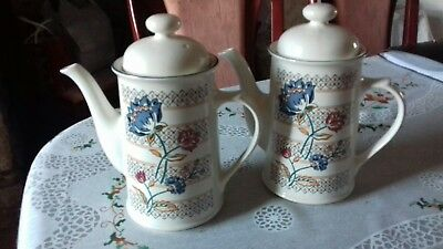 Boots Camargue Large Coffee Pot x 2