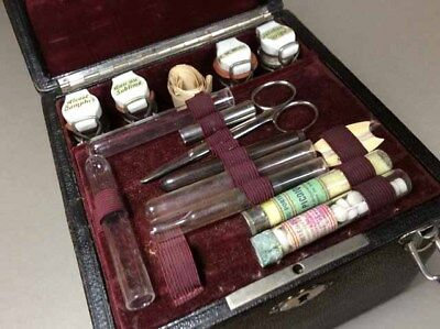 French Traveller's Medicine Chest