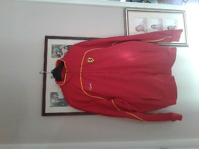 Scuderia Ferrari Mens Zip Up Top/jacket Excellent Condition Size Xxl