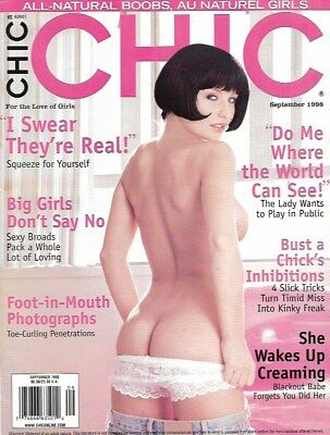 Collectable Glamour Mag: Stacy Moran
