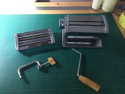 used pasta machine for fimo and polymer clay conditioning