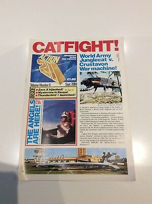 Action 21 Magazine Number 9 Gerry Anderson