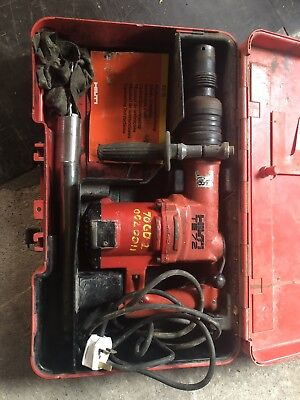 Hilti TE72 Chisel, Drill And Hammer