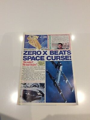 Action 21 Magazine Number 5 Gerry Anderson