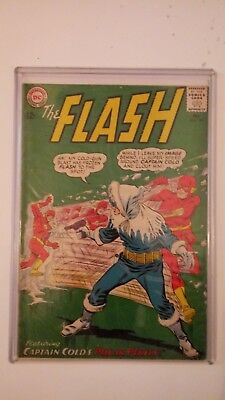 The Flash #150 DC Comics Captain Cold appearance Silver Age