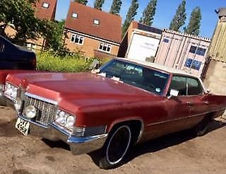 1969 Cadillac Sedan Deville >Rare Car With History...