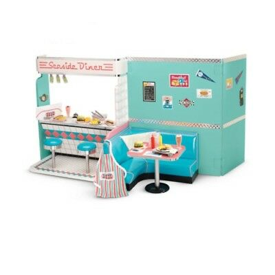 """American Girl Maryellen's Diner Set  Complete  NEW in Corrugated Box    NO  """"X"""""""