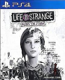 Life Is Strange: Before the Storm (Sony PlayStation 4)**SEALED*BILINGUAL**