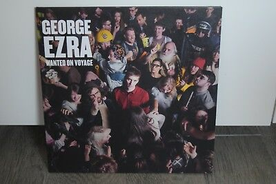"George Ezra - Wanted On Voyage   * 12"" Vinyl * New / Not Sealed *"