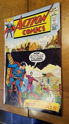 Action Comics #412 (May 1972, DC)