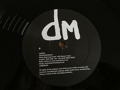 Depeche Mode – Vinyl - Goodnight Lovers - 12Bong33 – RARE LABELS Pressing