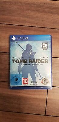 Rise Of The Tomb Raider - 20 Year Celebration (Day One Edition) (Sony PlayStati…