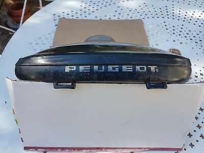 PEUGEOT couvre selle Cyclomoteur Moped Cover Saddle