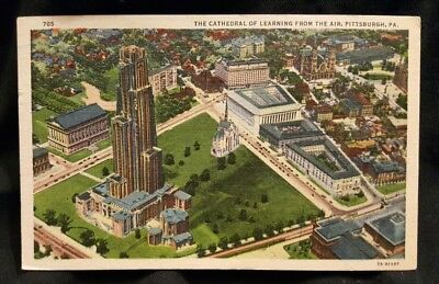 Cathedral of Learning, University of Pittsburgh, PA