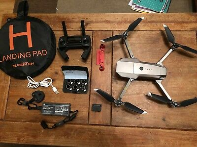 DJI Mavic Pro Platinum Plus Filters Bag Landing Pad etc