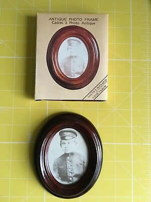 Job Lot 60 Small Oval Vintage Style Picture Frames Art Craft Paintings Photos