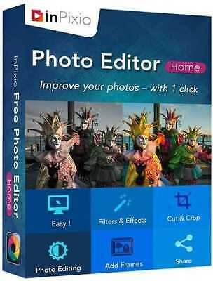 InPixio Photo Editor Home  Full Version LIFE TIME | Download